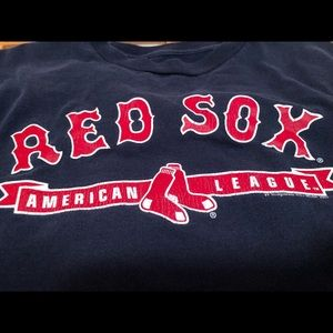 authentic red sox tee shirt!